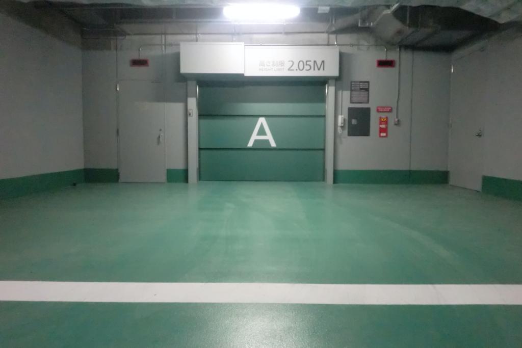ハイルーフ可!機械式駐車場