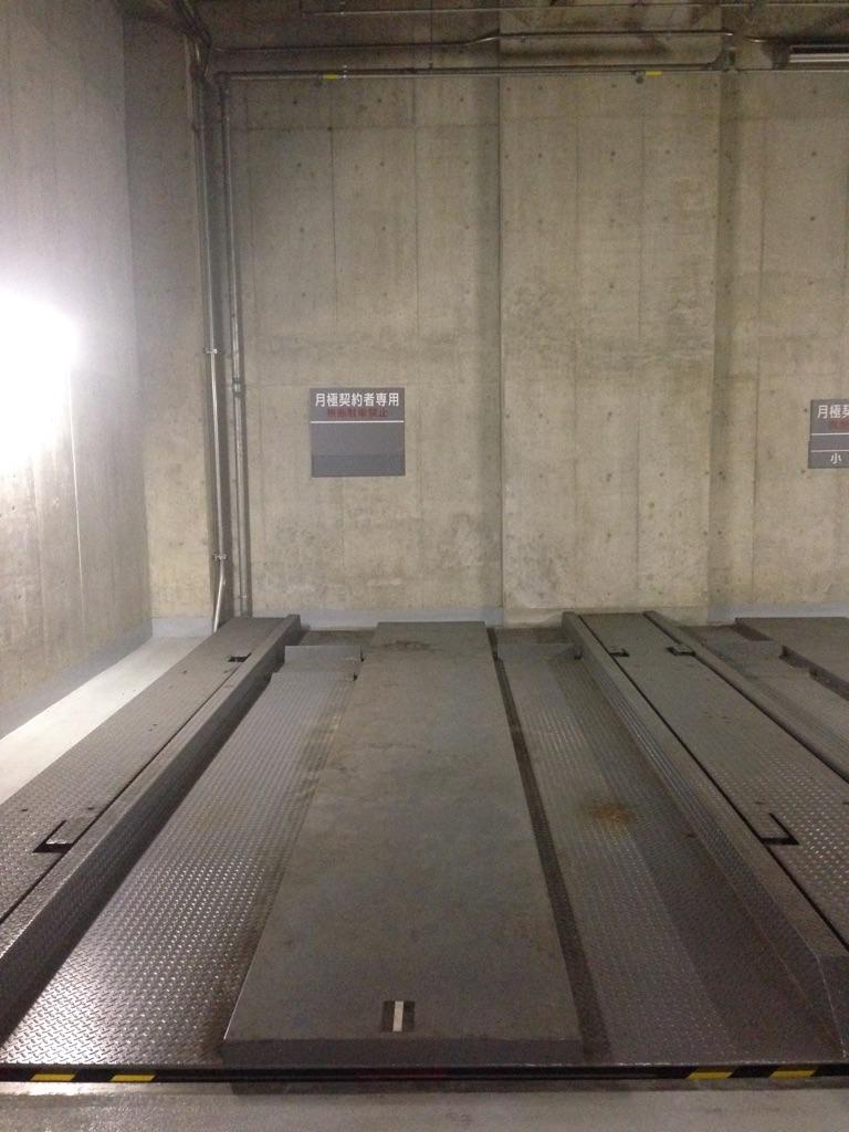 その他(上・下段)月極駐車場