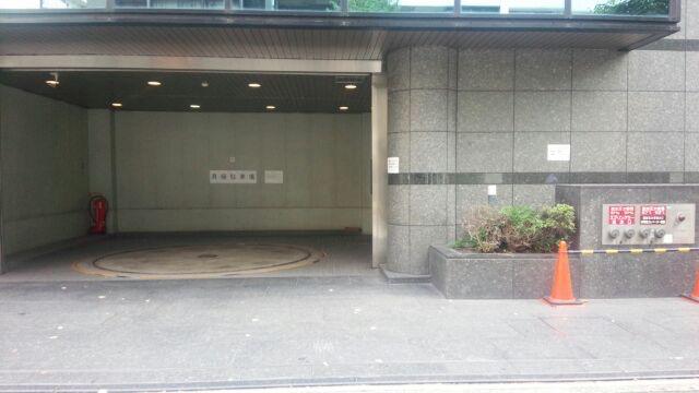 ハイルーフ不可駐車場