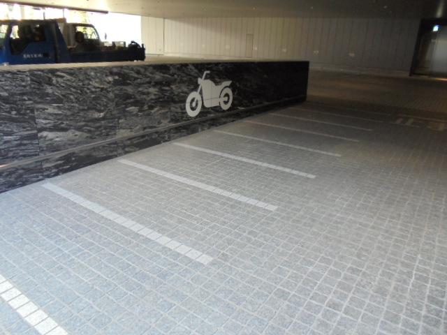 バイク月極駐輪場